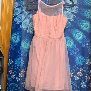 dELiA*s Dresses - Blush pink dress